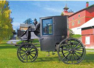 Bjørnstjerne Bjørnsons vogn